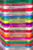 Colorful of yarn Royalty Free Stock Photo