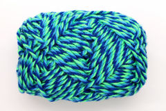 Colorful yarn Stock Images