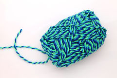 Colorful yarn. Used for knitting clothes Royalty Free Stock Images