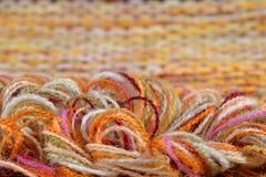 Colorful yarns Royalty Free Stock Photos