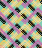 Colorful zigzag background Royalty Free Stock Images