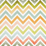 Colorful Zigzag Seamless Pattern Royalty Free Stock Images
