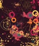 Colorfulbackground Royalty-vrije Stock Foto
