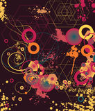 Colorfulbackground Vector Illustratie