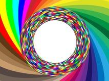 colorfull徽标 库存照片