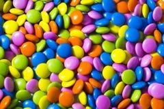 Colorfull糖果 免版税库存图片
