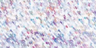 Colorfull ściany cyfrowe płytki ilustracja wektor