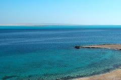 colorfull μυθικό θαλάσσιο νερό στοκ φωτογραφία