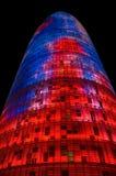 colorfull ουρανοξύστης στοκ φωτογραφίες