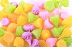 Colorfull του ταϊλανδικού πρόχειρου φαγητού Στοκ Φωτογραφία