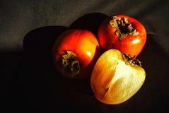 Colorfull еды и питья fruity оранжевое fruity Стоковое Фото