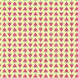 无缝的样式用colorfull西瓜 库存例证