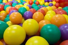 Colorfull球 免版税库存照片