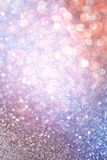 Colorfull Abstract Bokeh Lights. Defocused Background Royalty Free Stock Images
