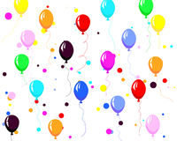 Colorfull balloons Royalty Free Stock Photography