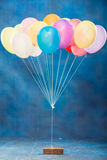 Colorfull baloons for decorations. Colorful baloons for decoration and ornament Royalty Free Stock Photos