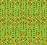 Colorfull bezszwowy kwiecisty wzór Obraz Stock