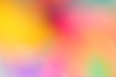 Colorfull blur abstract design. Stock Photography