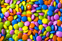 Colorfull candy. Candy Colorfull kids food blue yellow green Royalty Free Stock Images