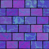 Colorfull ceramic tiles seamless Stock Images