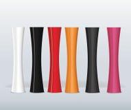 Colorfull del vaso Immagini Stock Libere da Diritti