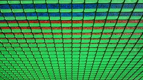 Colorfull Hintergrund Stockfotos