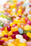 Colorfull Jelly Bean Background Royalty Free Stock Photo