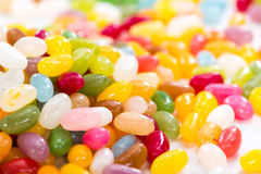 Colorfull Jelly Bean Background Royalty Free Stock Images