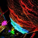 Colorfull ledde Royaltyfri Fotografi