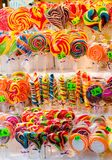 Colorfull lollypops Royalty Free Stock Photos