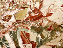 Colorfull marble. Stock Images