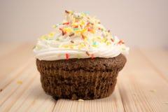 Colorfull-Muffin Lizenzfreies Stockbild