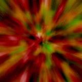 Colorfull Platzturbulenz Lizenzfreies Stockbild