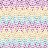 Colorfull puntea el modelo del galón Imágenes de archivo libres de regalías