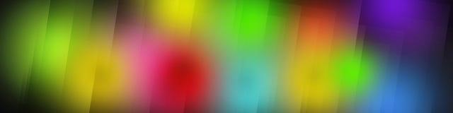 Colorfull pusseltitelrad Arkivfoto