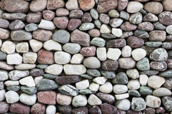 Colorfull small stones Royalty Free Stock Images