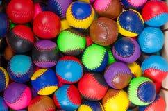 Colorfull sport balls Stock Photo