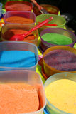 Colorfull sugar Royalty Free Stock Images