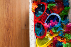 Colorfull sunglasses Royalty Free Stock Image