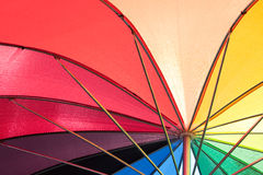 Colorfull umbrella Royalty Free Stock Photos