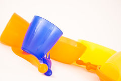 Colorfull utensils Royalty Free Stock Photos