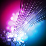 Colorfull vector background design. Royalty Free Stock Image