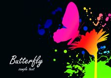 Colorfull wallpaper Royalty Free Stock Photography