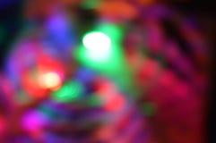 Colorfullonduidelijk beeld backgroung Stock Foto's