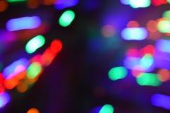 Colorfullonduidelijk beeld backgroung Stock Afbeeldingen