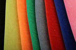 Colorfullvelcro Royalty-vrije Stock Foto's