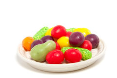 Colorfully  old dutch candy Royalty Free Stock Image