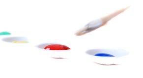 Colori Fotografia Stock Libera da Diritti