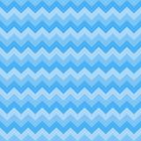 Colori blu del modello tre senza cuciture del gallone Vettore Immagini Stock Libere da Diritti