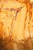 Colori in caolino Fotografia Stock